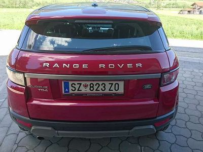 used Land Rover Range Rover evoque Pure 2,2 TD4