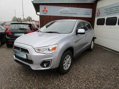 gebraucht Mitsubishi ASX 1,6 DI-D LP Invite SUV / Geländewagen,