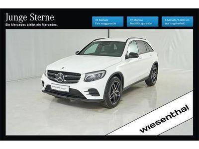 gebraucht Mercedes GLC300 GLC-Klasse4MATIC Aut. SUV / Geländewagen,