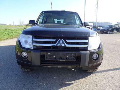 gebraucht Mitsubishi Pajero Wagon 3,2 DI-D Austria Edition Aut.
