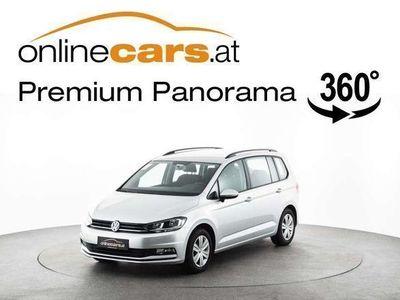 gebraucht VW Touran Trendline 1,6 SCR TDI Kombi / Family Van,