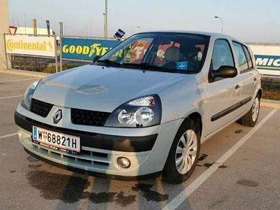 gebraucht Renault Clio Sign 1,5 dCi