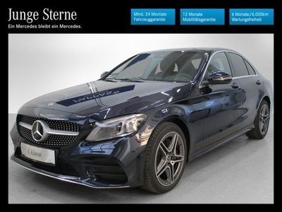 used Mercedes C220 d 4MATIC Aut.