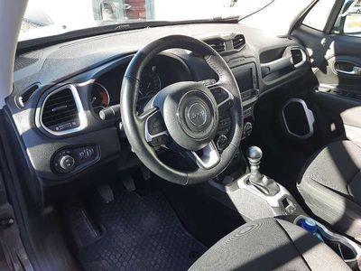 gebraucht Jeep Renegade 2,0 Liter MJ Limidet 4x4 SUV / Geländewagen