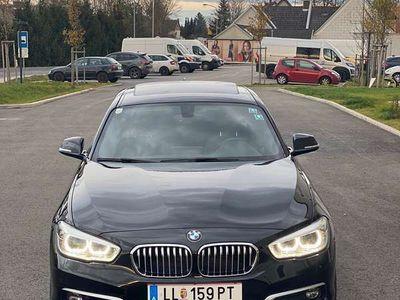 gebraucht BMW 118 1er-Reihe Urban Line i Limousine
