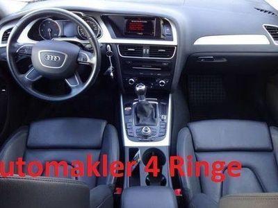 gebraucht Audi A4 Avant 2,0 TDI quattro Intense Leder Sportsitze,Xen