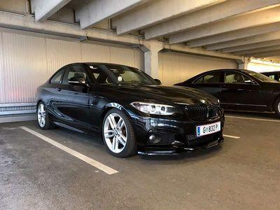 gebraucht BMW 220 2er-Reihe d M Paket F22 Sportwagen / Coupé