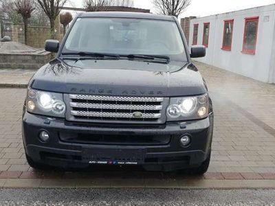 gebraucht Land Rover Range Rover Sport 3,6 TdV8 SE DPF