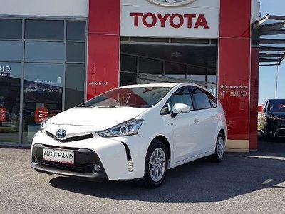 gebraucht Toyota Prius+ 1,8 VVT-i Hybrid Active T&G 7 Sitze Kombi / Family Van