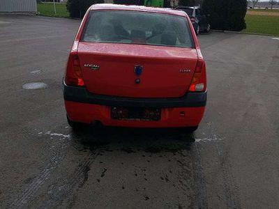 gebraucht Dacia Logan 1.4 I Limousine