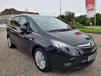 gebraucht Opel Zafira Tourer 1,6 CDTI ecoflex Cosmo NAVI!!!