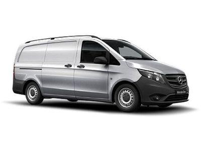 gebraucht Mercedes Vito Vito114 BlueTec 4x4 kompakt