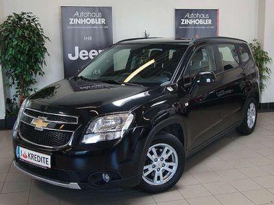 gebraucht Chevrolet Orlando 1,8 LS Kombi / Family Van,