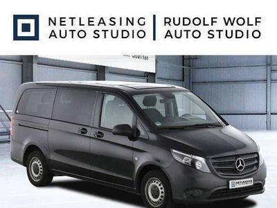 gebraucht Mercedes Vito 116 BT XL Extralang Tourer Pro 2xKlima+9Sz+