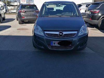 gebraucht Opel Zafira 1.7 eco flex Kombi / Family Van