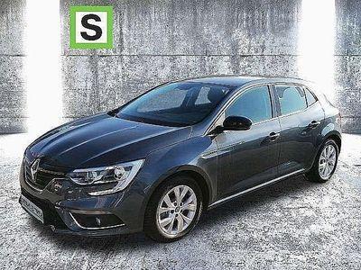 gebraucht Renault Mégane Limited Blue dCi 115, 116 PS, 5 Türen, Schaltgetriebe