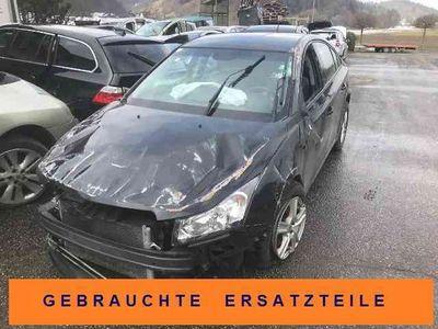 gebraucht Chevrolet Cruze 2,0 VCDI LS DPF Klein-/ Kompaktwagen