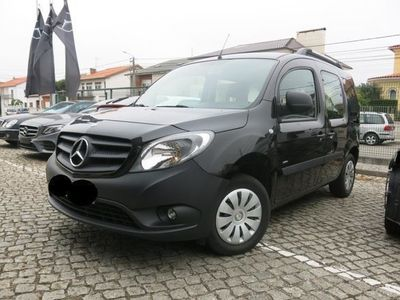 gebraucht Mercedes Citan 109 CDI Tourer Lang 593006