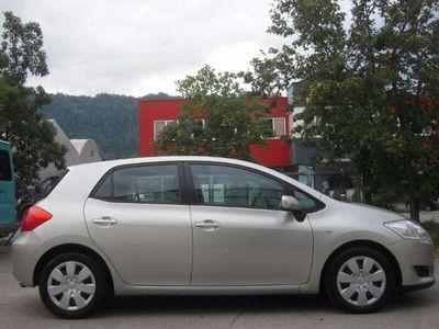gebraucht Toyota Auris 1,33 dVVT-i High Pickerl+Service-NEU Rostfrei 1A