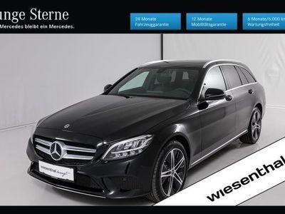 gebraucht Mercedes C200 dT-Modell C200dT-Modell