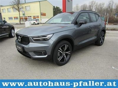 gebraucht Volvo XC40 T4 AWD R-Design Geartronic