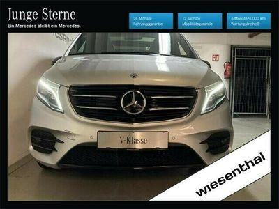 gebraucht Mercedes V250 d 4MATIC lang Avantgarde