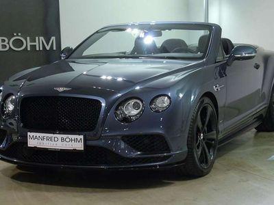 gebraucht Bentley Continental GTC V8-S !! Black Diamond Edition !! One of 25 !! Cabrio / Roadster