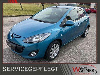gebraucht Mazda 2 1,3i Topmodel Edition *servicegepflegt*