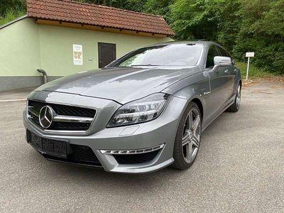 gebraucht Mercedes CLS63 AMG CLS-KlasseAMG Kombi / Family Van