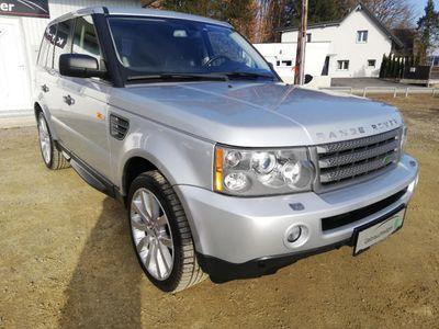 gebraucht Land Rover Range Rover Sport Sport2,7 TdV6 HSE DPF !Serviceheft/XENON/NAVI/LUFT!
