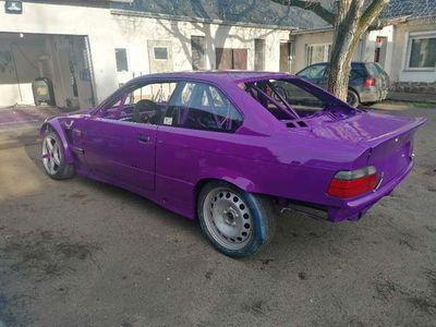 gebraucht BMW 330 E36 Drift/Rally Coupe m54b30 Homologe