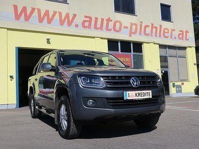 gebraucht VW Amarok Austria BiTDI 4x4 zuschaltbar