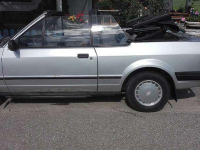 gebraucht Ford Escort Cabriolet 1.6 / Roadster