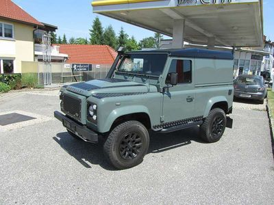 """gebraucht Land Rover Defender 90"""" Station Wagon SE 2,2 SUV / Geländewagen,"""