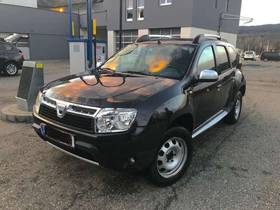 gebraucht Dacia Duster Prestige dCi 110 FAP eco2 4x2 SUV / Geländewagen