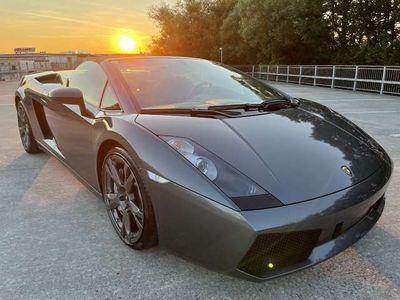 gebraucht Lamborghini Gallardo Spyder E-Gear NAVI LIFT SERVICE NEU!