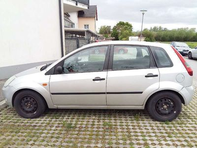 used Ford Fiesta 5T 1,4 TD Limousine,