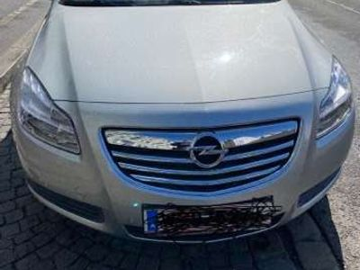 gebraucht Opel Insignia 2.0 CDTI Aut. Selection