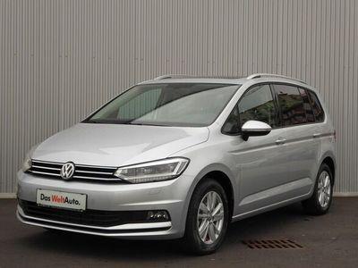gebraucht VW Touran Sky TSI ACT OPF DSG 5-Sitzer