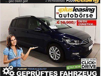 gebraucht VW Touran Comfortline 1,6 SCR TDI Comfortline