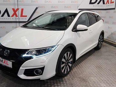 gebraucht Honda Civic Tourer 1,6i-DTEC Elegance Kombi / Family Van