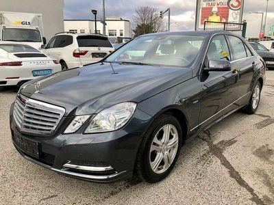 gebraucht Mercedes E250 Elegance BlueEfficiency CDI Aut.