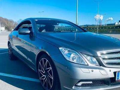 gebraucht Mercedes E350 BlueEfficiency CDI Aut.