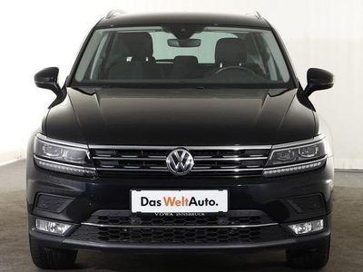 gebraucht VW Tiguan Highline TDI SCR 4MOTION