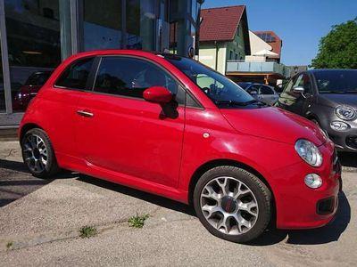 gebraucht Fiat 500C 1,2 69 500S