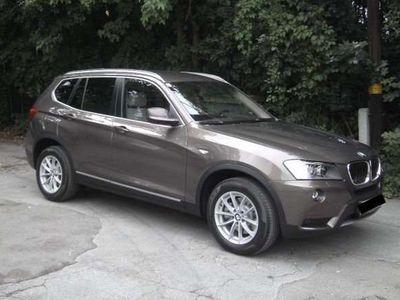 gebraucht BMW X3 X3xDrive 2.0d - weitere Fotos folgen! SUV / Geländewagen