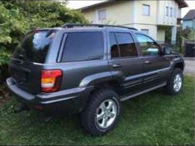 gebraucht Jeep Grand Cherokee Limited 2,7 CRD