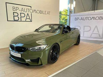 gebraucht BMW M4 Basis Cabrio (F83) // TRAUMOPTIK //
