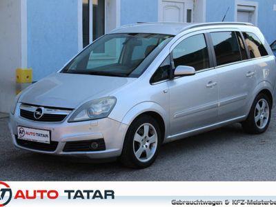 gebraucht Opel Zafira Cosmo 1,9 CDTI Aut.   Bastlerfahrzeug   Pickerl abgelaufen   7-Sitzer   Kombi / Family Van,