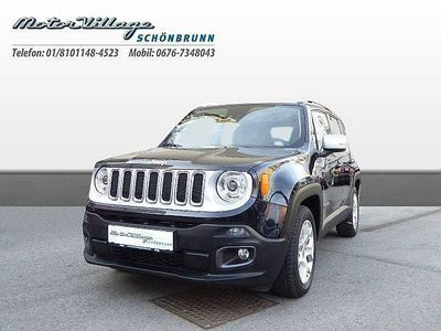 gebraucht Jeep Renegade 1,6 MultiJet II 120 Limited Limited